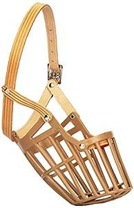 Jorvet J0884F Buster Nylon Basket Pet Muzzle, Size 7