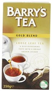 Barry's Tea, Gold Blend Loose Leaf, 8.8 Ounce