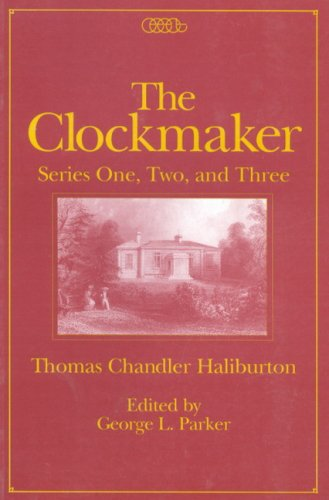 The Clockmaker: Series One, Two and Three