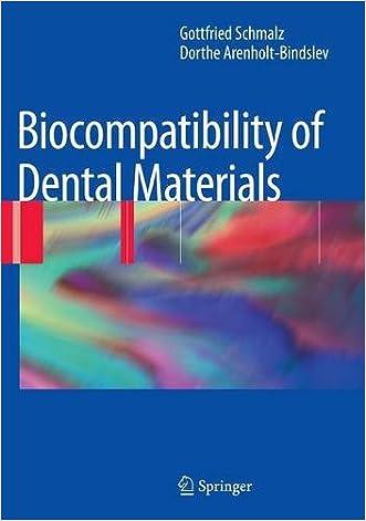 Biocompatibility of Dental Materials