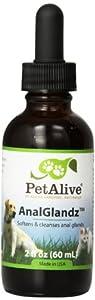 PetAlive AnalGlandz for Anal Gland Health (50ml)
