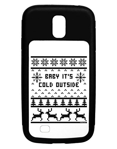 Tooloud Baby It'S Cold Outside Christmas Sweater Design Galaxy S4 Case