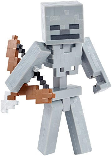 Minecraft-Skeleton-With-Bow-5-Figure