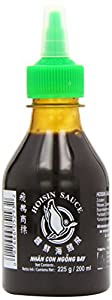 Flying Goose Hoi Sin Sauce, PET-Flasche, 4er Pack (4 x 200 ml)