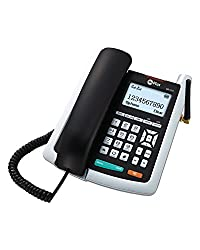 MR PLUS 5707 DUAL SIM CARD SUPPORT RECHARGEABLE BATTERY TELEPHONE