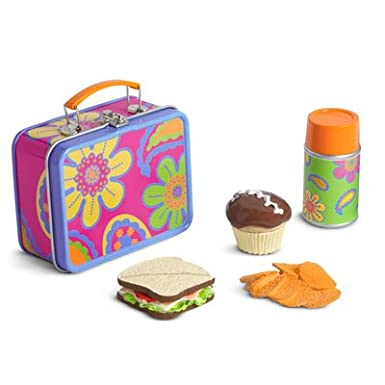 American Girl Julie's School Lunch Set