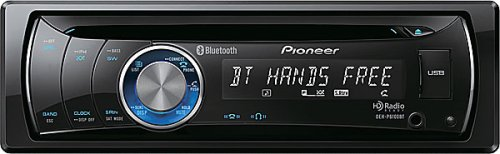 Pioneer Deh-P6100Bt In-Dash Cd/Mp3/Wma/Aac/Wav Receiver
