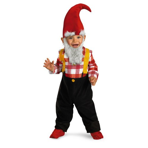 Garden Gnome - Size: 12-18 Months Costume front-146555