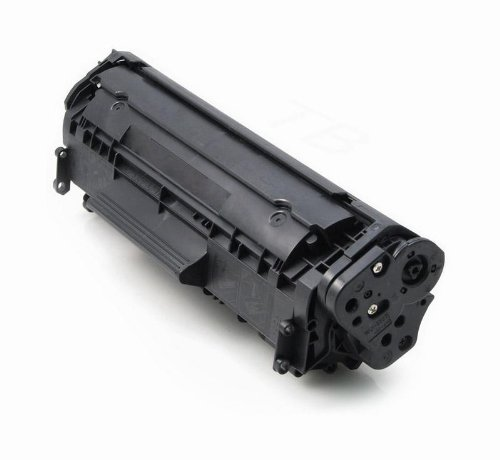 Toners & More ® Compatible Laser Toner Cartridge for Hewlett Packard HP Q2612A 2612A 12A Works with HP LaserJet 1010, 1012, 1018, 1020, 1022, 1022n, 1022nw, 3015, 3020, 3030, 3050, 3052, 3055, M1319, M1319f – 2,000 Page Yield