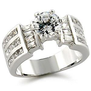 Jewelry- Classic Beauty CZ Engagement Ring SZ9