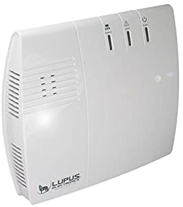 Lupus Electronics Lupusec XT1 kabellose, Smarthome-Funk-Alarmzentrale, inklusive SMS/Email-Modul