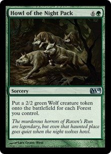 Howl of the Night Pack - Magic 2010 (M10) (Howl Of The Night Pack compare prices)