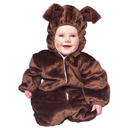 Cute Newborn Baby Puppy Dog Costume (0-6 Months)
