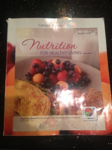 Nutrition For Healthy Leaving - 3rd Addition