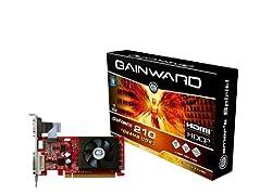 Gainward GeForce 210 1GB DDR3 PCI Express Graphic Card