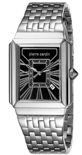 Pierre Cardin Fall Winter-2011 Analog Black Dial Men's Watch - 3660 - BARON
