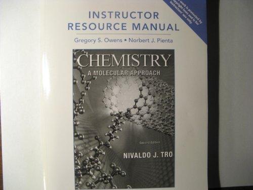 chemistry a molecular approach pdf free