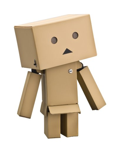 Resale [BOX re makeup] Revoltech Danbo (ABS & PVC painted action figure)