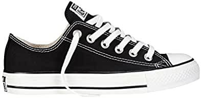 Converse CT Ox Sequins Black Womens Trainers Size 36.5 EU