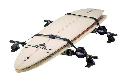 TERZO [ テルッツオ ] [ サーフボードキャリアベルト ] サーフボード積載用アタッチメント [ ブラック ] サーフボード最大2枚積載可能。 EM34
