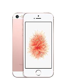 Apple iPhone SE 16 GB SIM-Free Smartphone - Rose Gold