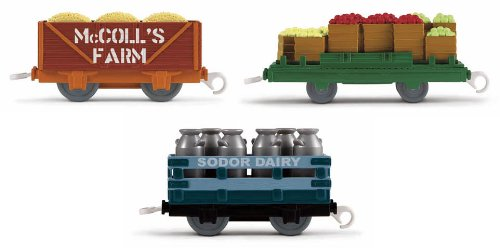 Thomas the Train: TrackMaster Farm and Dairy Cars