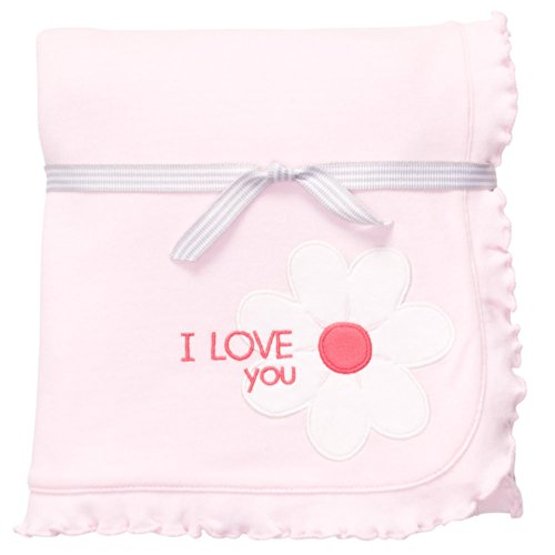 Carter's Girls Daisy Cuddle Blanket