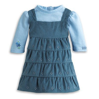 American Girl My AG Everyday Play Jumper + Charm for Dolls by American Girl (English Manual)