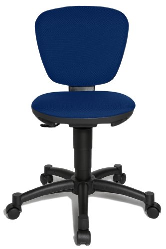 TOPSTAR 6310 G26 Children's Swivel Chair Ergokid 15 Jet Mono Colour Blue