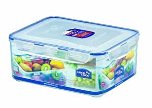 Lock & Lock Stackable Airtight Container Rectangular 5.5L