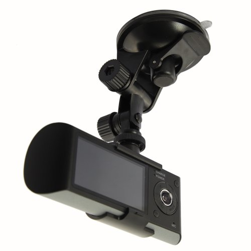 GadgetZone(US Seller) HD CAR DVR Rear View Mirror G SENSOR 32GB SD card accident camera video recorder