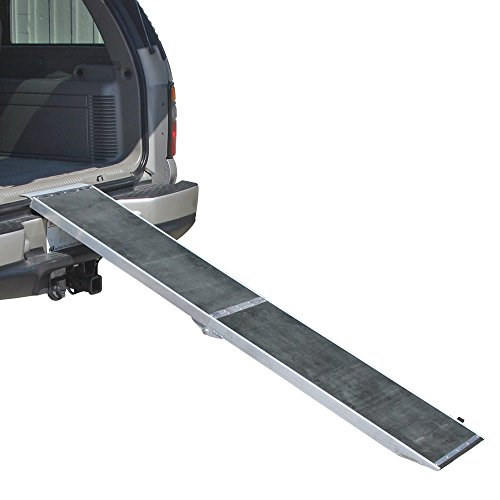 Rage Powersports DR-08 Lightweight Portable Folding Aluminum Pet Ramp (Truck Pet Ramp compare prices)