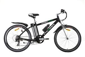 Cyclamatic Power Plus E-Bike - Black