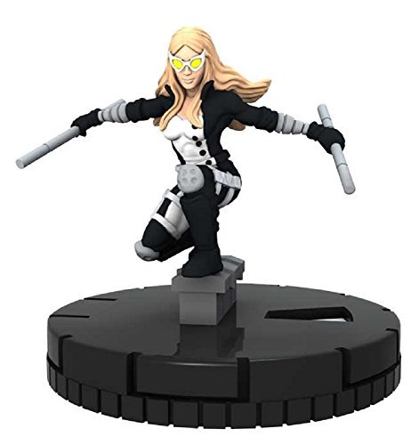 Marvel Heroclix Chaos War Fast Forces #005 Mockingbird Figure Complete With Card - 1