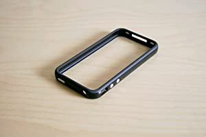 Apple iPhone 4 Bumper - Black -