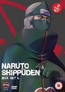 Naruto Shippuden - Box Set 6 [DVD]