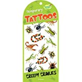 Bug tattoos 36 per pack beauty for Grasshopper tattoo supply