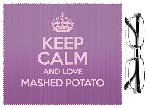 Violet Keep Calm and Love Purée Chiffon pour lentille couleur 2652