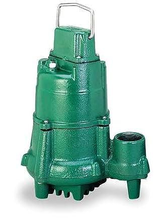 Zoeller N98 Sump Pump: Industrial Submersible Pumps