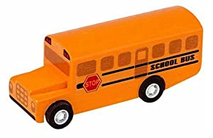 Plan Toys City Series School Bus