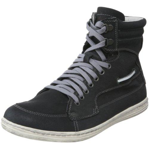 Diesel Mens Idol High Top Sneaker,Licorice,7 M US