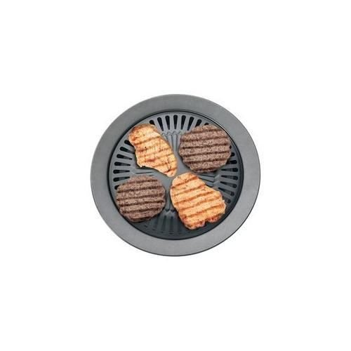 Chefmaster Ktgr5 13-Inch Smokeless Stovetop Barbecue Grill New