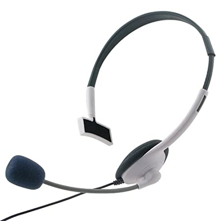 eForCity LIVE HEADSET+MIC For XBOX 360 / Xbox 360 SlimWIRELESS CONTROLLER M