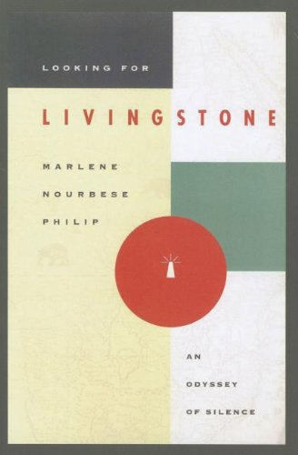 Looking for Livingstone: An Odyssey of Silence