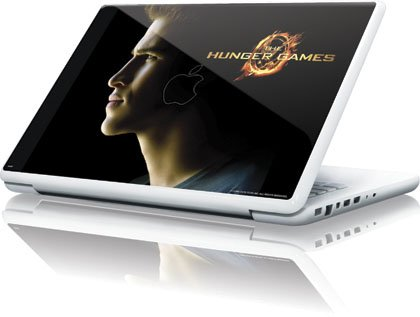 Skinit The Hunger Games -Gale Hawthorne Vinyl Laptop Skin for Apple MacBook 13-inch