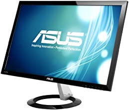 "Asus VX238H Monitor LED  23"", Full HD, Contrasto 1000:1, Tempo Risposta 1 ms, 2 Porte HDMI, colore: Nero"