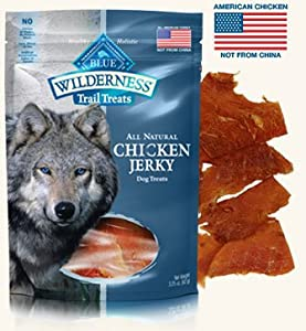 BLU Wild Chicken Jerky 3.25oz