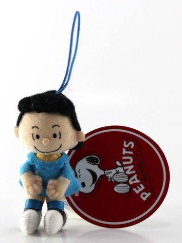 """Sega Peanuts Plush Strap - 3"""" - Lucy - 1"""