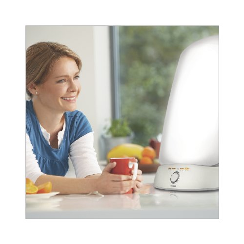 Philips HF3319/01 Energy Light Lichttherapiegerät
