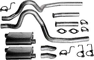 Ultra Exhaust 28102 Direct-Fit Catalytic Converter Non C.A.R.B Compliant